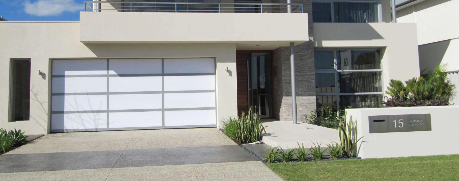 Steel-Line Garage Door