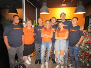 Guardian Doors team - North of river Perth
