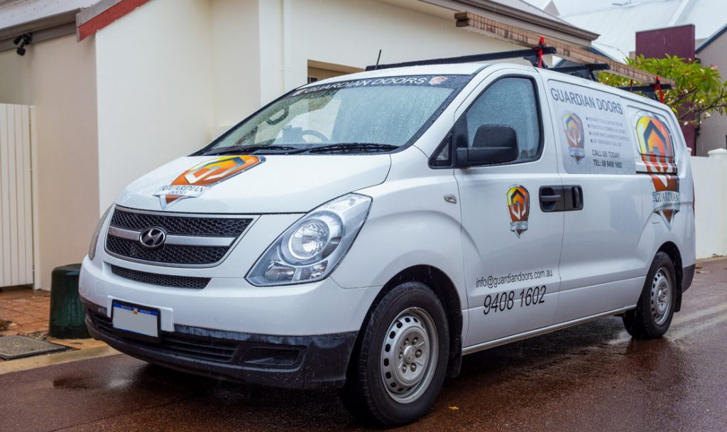 Emergency Garage Door Repairs Van in Perth