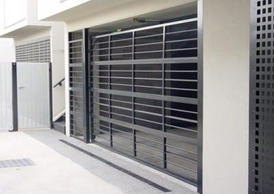 aluminium-bar-grille garage doors