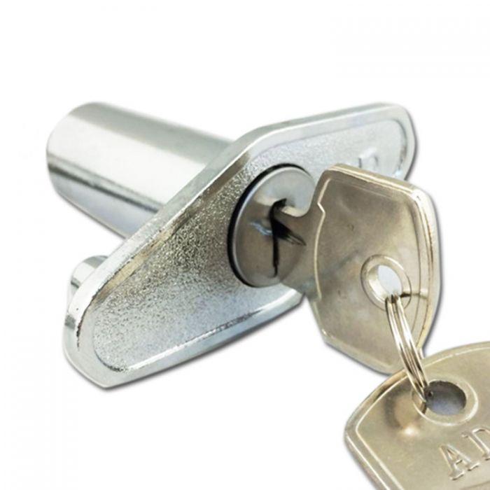 Emergency Key Release for garage door