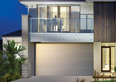 Steel Line Unicote LUX Garage Doors